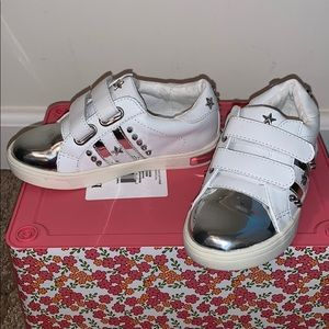 Girl's Michael Kors Ollie StarT Sneaker NEW SIZE 6